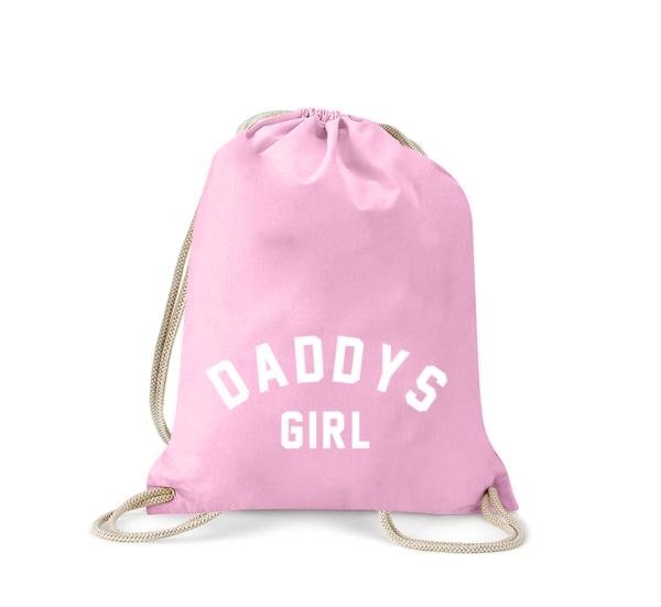 daddys-girl-turnbeutel-bedruckt-rucksack-stoffbeutel-hipster-beutel-gymsack-sportbeutel-tasche-turnsack-jutebeutel-turnbeutel-mit-spruch-turnbeutel-mit-motiv-spruch-für-frauen-pink-natur-schwarz-rosa
