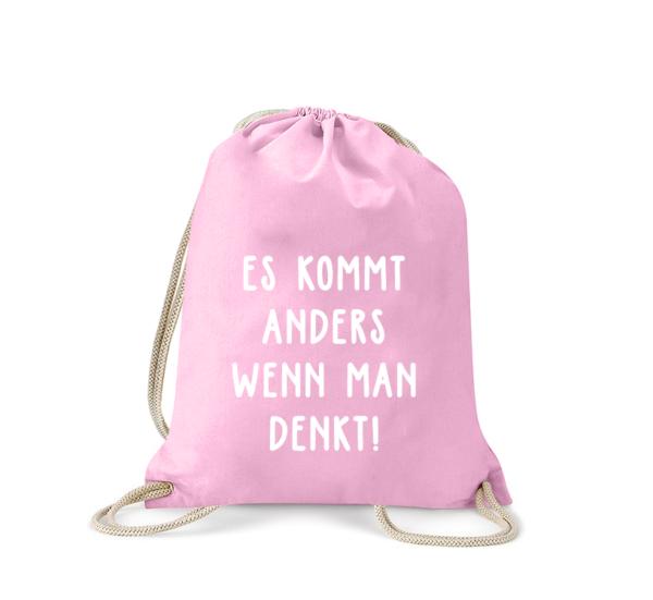 es-kommt-anders-wenn-man-denkt-turnbeutel-bedruckt-rucksack-stoffbeutel-hipster-beutel-gymsack-sportbeutel-tasche-turnsack-turnbeutel-mit-spruch-turnbeutel-mit-motiv-spruch-für-frauen-pink-rosa