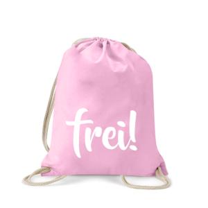frei-turnbeutel-bedruckt-rucksack-stoffbeutel-hipster-beutel-gymsack-sportbeutel-tasche-turnsack-jutebeutel-turnbeutel-mit-spruch-turnbeutel-mit-motiv-spruch-für-frauen-pink-rosa-natur-schwarz-rosa