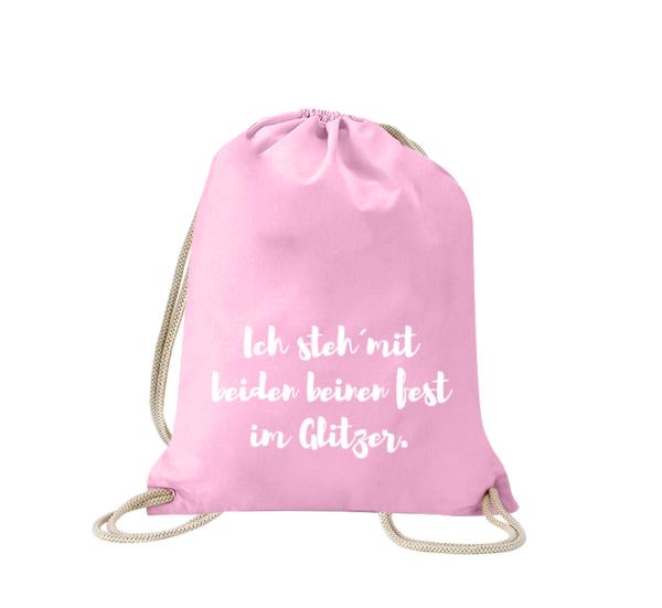 ich-stehe-mit-beiden-beinen-fest-im-glitzer-turnbeutel-bedruckt-rucksack-gymsack-sportbeutel-tasche-turnsack-jutebeutel-turnbeutel-mit-spruch-turnbeutel-mit-motiv-spruch-für-frauen-pink-rosa