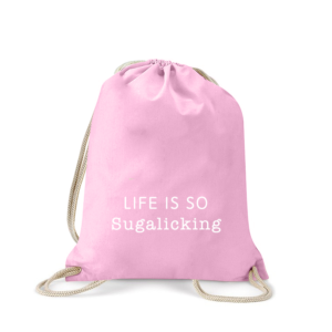 life-is-so-sugalicking-turnbeutel-bedruckt-rucksack-stoffbeutel-hipster-beutel-gymsack-sportbeutel-tasche-turnsack-jutebeutel-turnbeutel-mit-spruch-turnbeutel-mit-motiv-spruch-für-frauen-pink-rosa