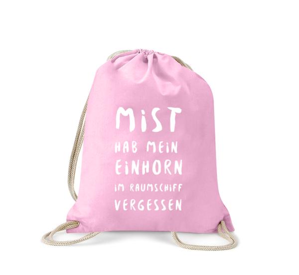 mist-ich-habe-mein-einhorn-im-raumschiff-vergessen-turnbeutel-bedruckt-rucksack-stoffbeutel-sportbeutel-tasche-turnsack-jutebeutel-turnbeutel-mit-spruch-turnbeutel-mit-motiv-spruch-für-frauen-pink-rosa