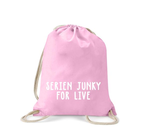 serienjunkies-turnbeutel-bedruckt-rucksack-stoffbeutel-hipster-beutel-gymsack-sportbeutel-tasche-turnsack-jutebeutel-turnbeutel-mit-spruch-turnbeutel-mit-motiv-spruch-für-frauen-schwarz-natur-rosa